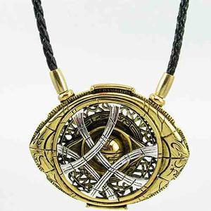 Doctor Strange Collar Grande 7cm Envio Gratis Ojo Agamotto