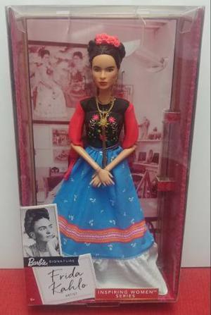 Envio Gratis Barbie De Coleccion Frida Kahlo Original