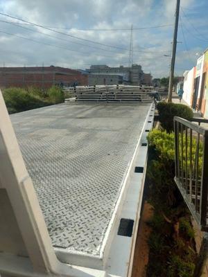 Fletes en plataforma 3.5 tons