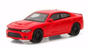 Greenlight 1:64 Gl Muscle  Dodge Charger Hellcat - Rojo