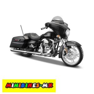 Harley Davidson Street Glide Special  Escala 1:12 Maisto