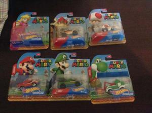 Hot Wheels Character Cars Super Mario