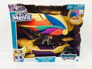 My Little Pony Rainnbow Barco Pirata De Los Cielos Hasbro