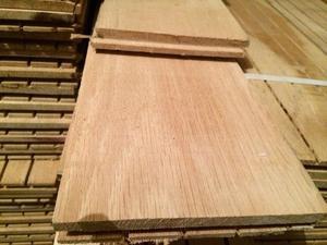 Piso de madera solida duela encino primera calidad