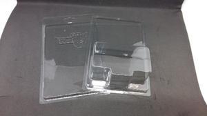 Protector De Plastico Para Hot Wheels Basico Blister 10 Pz