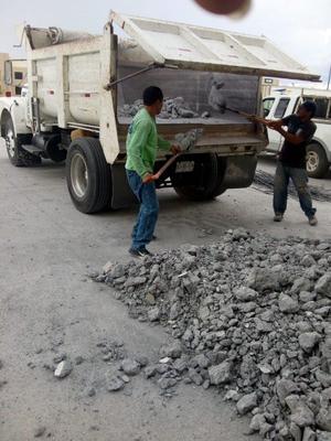 Retiro de escombro y materiales