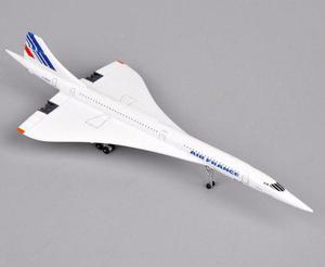 Avion Concorde Air France 1:400 Socatec Jc Wings Metal