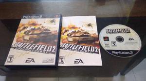 Battlefield 2 Modern Combat Completo Para Play Station 2
