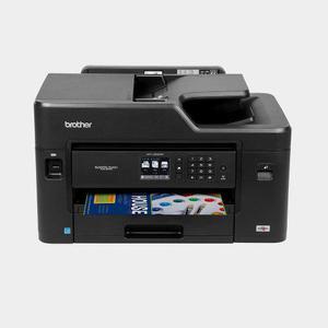 Brother Mfc-j5330 Doble Carta Duplex Con Sistema De Tinta