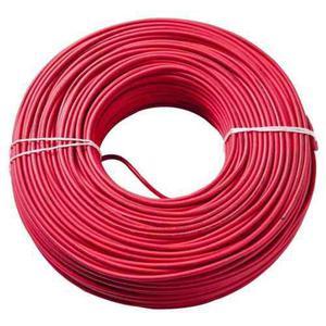 Cable Electrico Thw Aleacion Al Cal 12 Munich Rojo 100m 5942