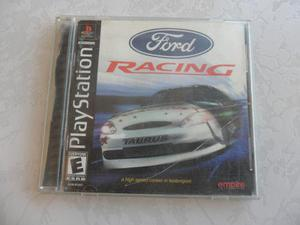 Ford Racing 1 Completo Para Tu Ps1 Juegazo!!! Compatible Ps2