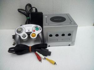 Game Cube Gris 2