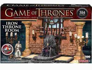 Game Of Thrones Trono De Hierro Mcfarlane Toys Set