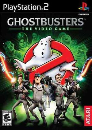 Ghostbusters: La Vídeo Juego - Playstation 2