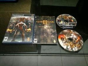 God Of War Ii Completo Para Play Station 2,excelente