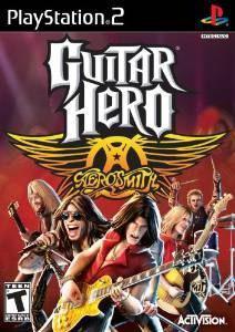 Guitar Hero - Aerosmith - Playstation 2 (juego Solamente)