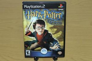 Harry Potter And The Chamber Of Secrets Ps2 Camara Secreta