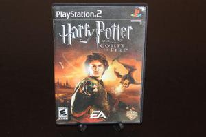 Harry Potter And The Goblet Of Fire Para Playstation 2.