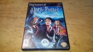 Harry Potter And The Prisoner Of Azkaban Ps2 Pregunta X Baja