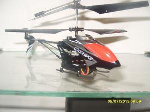 Helicoptero Radio Control Syma S107 Con Camara 3ch