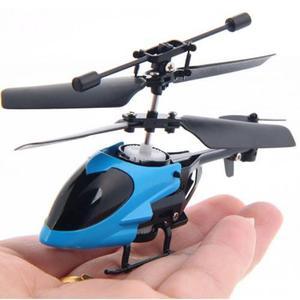 Helicóptero Control Remoto Rc 2.5 Ligero Y De Fácil