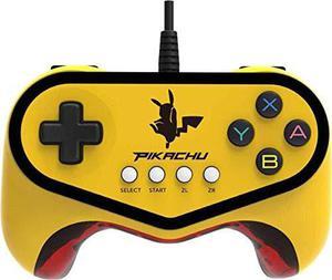 Hori Pokken Tournament Pro Pad Pikachu Edición Limitada Del