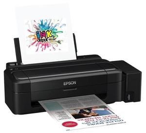 Impresora Epson L310 Con Sistema De Tinta Continua Original