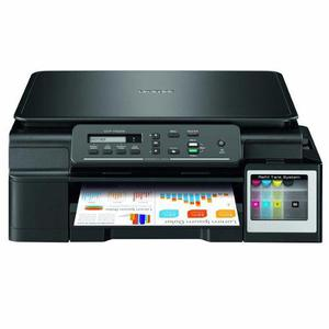 Impresora Multifuncional Brother Inyeccion Tinta Dcpt500w