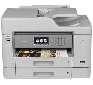 Impresora Multifuncional Brother Mfc-j5930dw Inyección