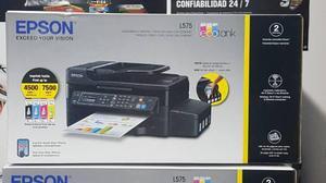 Impresora Multifuncional Epson L575 Inyeccion De Tinta