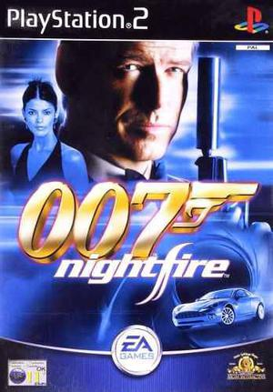 James Bond 007: Nightfire - Playstation 2 Blakhelmet C