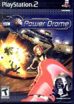 Juego Powerdrome Ps2 Seminuevo ¡¡excelente Estado!!