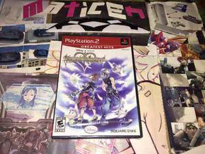 Kingdom Hearts Chain Of Memories Ps2. Venta O Cambio;)