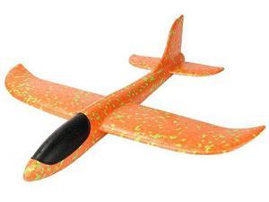 Mayoreo 10 Pzas Avion Planeador Con Luz Led Hielo Seco