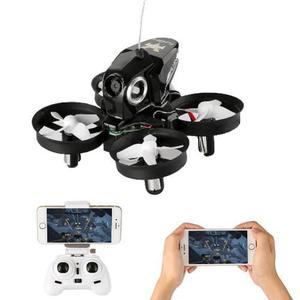Mini Drone Con Cámara De Video En Vivo H801 Wifi Fpv 720p