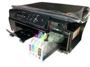 Multifuncional Brother J105 Con Sistema De Tinta Continua