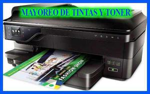 Multifuncional Inyección De Tinta A Color Hp Officejet 7612
