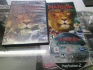 Narnia The Lion The Witch Para Tu Ps2 ***