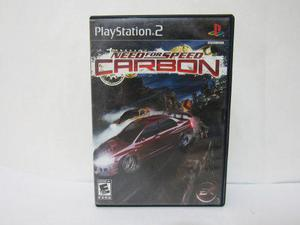 Need For Speed: Carbon - Ps2 ¡usado! En Tecno-gaming