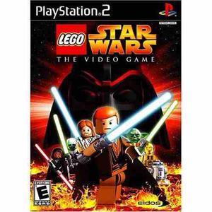 Play Station 2 Lego Star Wars Videojuego En Ingles