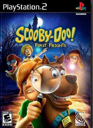 Play Station 2 Scooby-doo First Frights Videojuego En Ingles