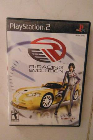 Ps2 Playstation 2 R: Racing Evolution Videojuego Anime Rpg