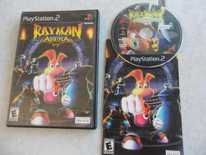 Rayman Arena Completo Para Tu Ps2 Juegazo!!!