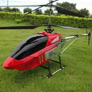 Rc Toys Helicoptero 130 Cm 2.4g 3 Ch Helicoptero Radiocontro