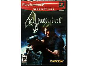 Resident Evil 4 Nuevo Ps2 - Playstation 2