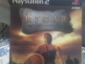 Rygar De Play Station 2 De Play Station 2