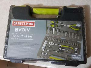 Set De Herramienta Craftsman Evolv 77 Pc
