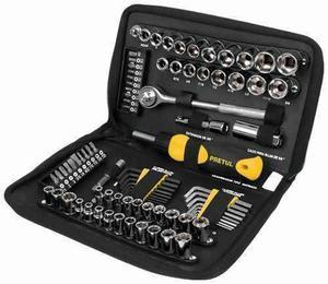 Set De Herramientas Para Mecánica 85 Piezas Pretul 22984