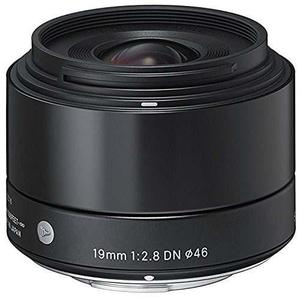 Sigma 19mm F 2.8 Dn Lente Para Sony Nex E -mount Cámaras Ne