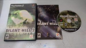 Silent Hill 2 Completo Para Play Station 2,excelente Titulo